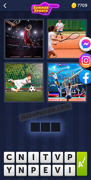 4 pics 1 word july 21 2021 daily puzzle answer