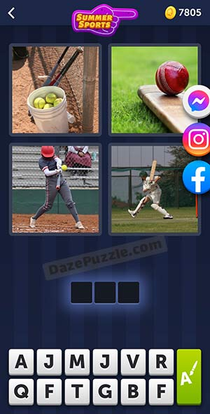 4 pics 1 word july 24 2021 daily puzzle answer