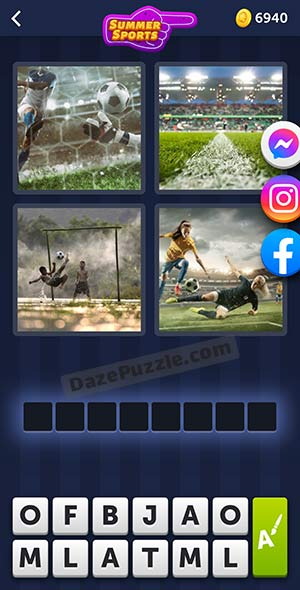 4 pics 1 word july 4 2021 daily puzzle answer