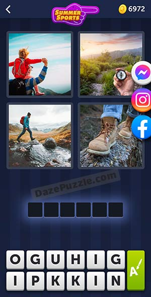 4 pics 1 word july 5 2021 daily puzzle answer