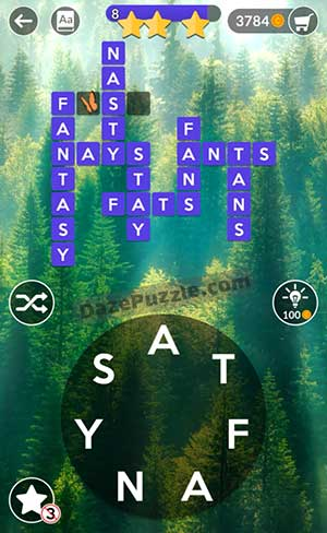 wordscapes july 13 2021 daily puzzle answer
