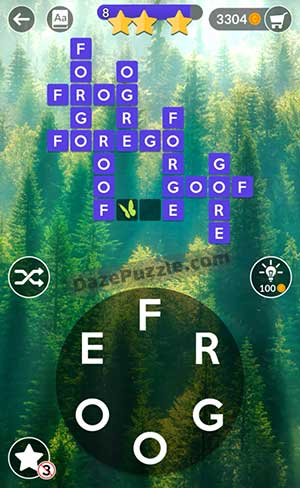 wordscapes july 19 2021 daily puzzle answer