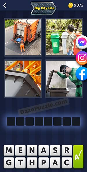 4 pics 1 word august 12 2021 daily puzzle answer