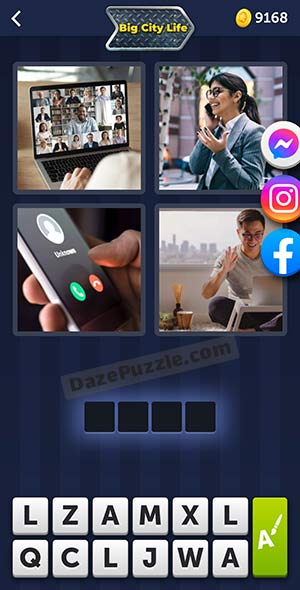 4 pics 1 word august 15 2021 daily puzzle answer