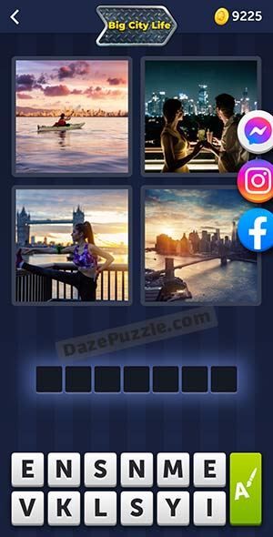 4 pics 1 word august 16 2021 daily puzzle answer