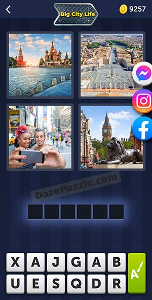 4 pics 1 word august 17 2021 daily puzzle answer