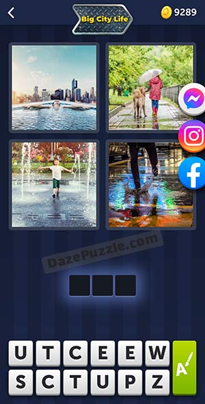 4 pics 1 word august 18 2021 daily puzzle answer