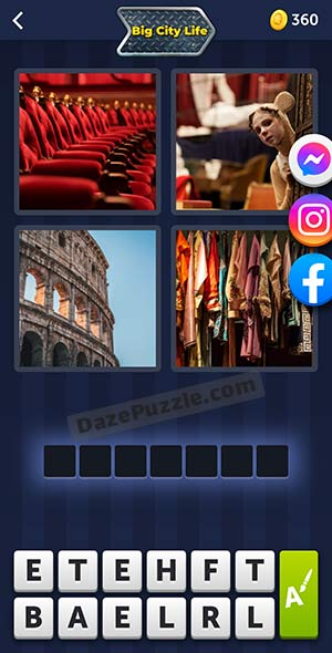 4 pics 1 word august 21 2021 daily puzzle answer