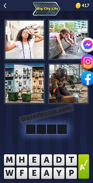 4 pics 1 word august 22 2021 daily bonus puzzle answer