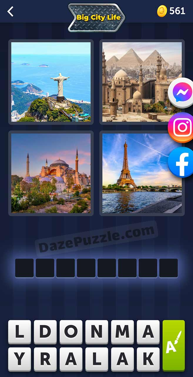 4 pics 1 word august 26 2021 daily bonus puzzle answer