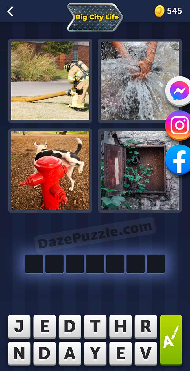 4 pics 1 word august 26 2021 daily puzzle answer