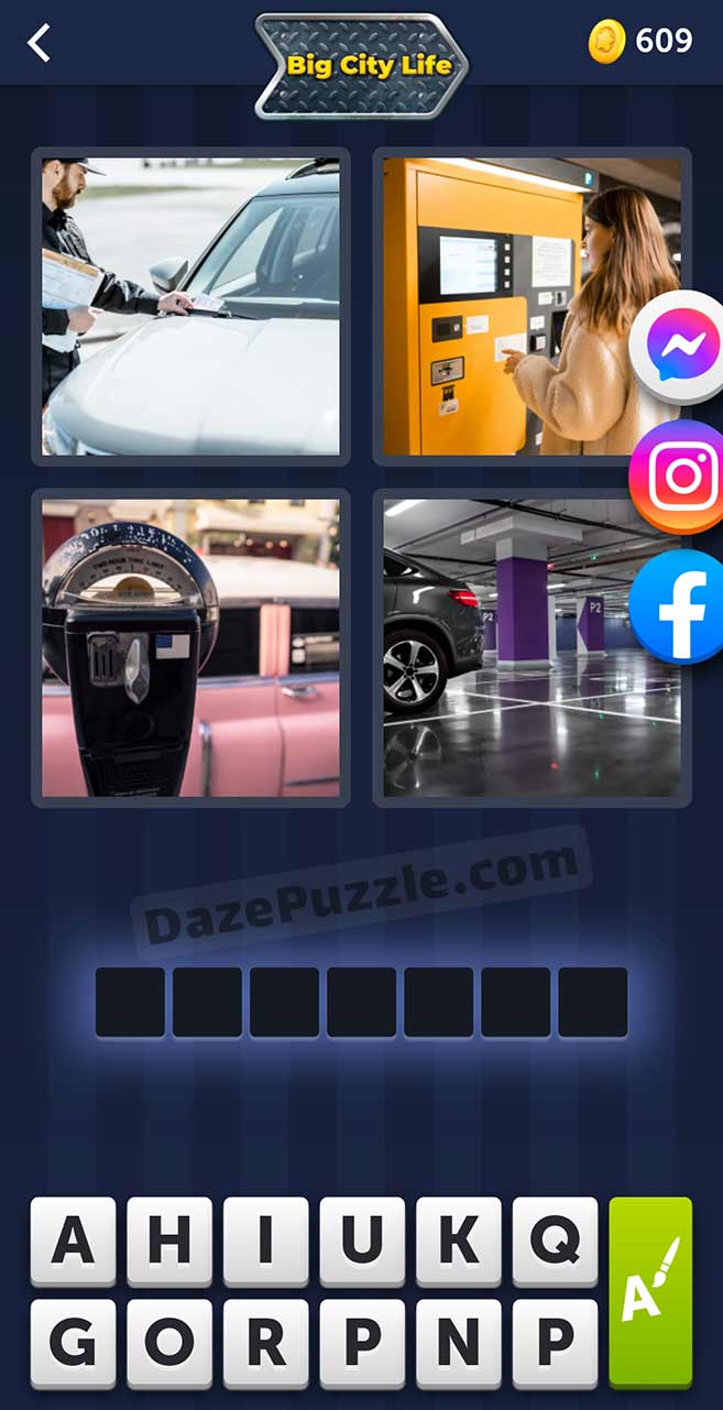 4 pics 1 word august 28 2021 daily puzzle answer
