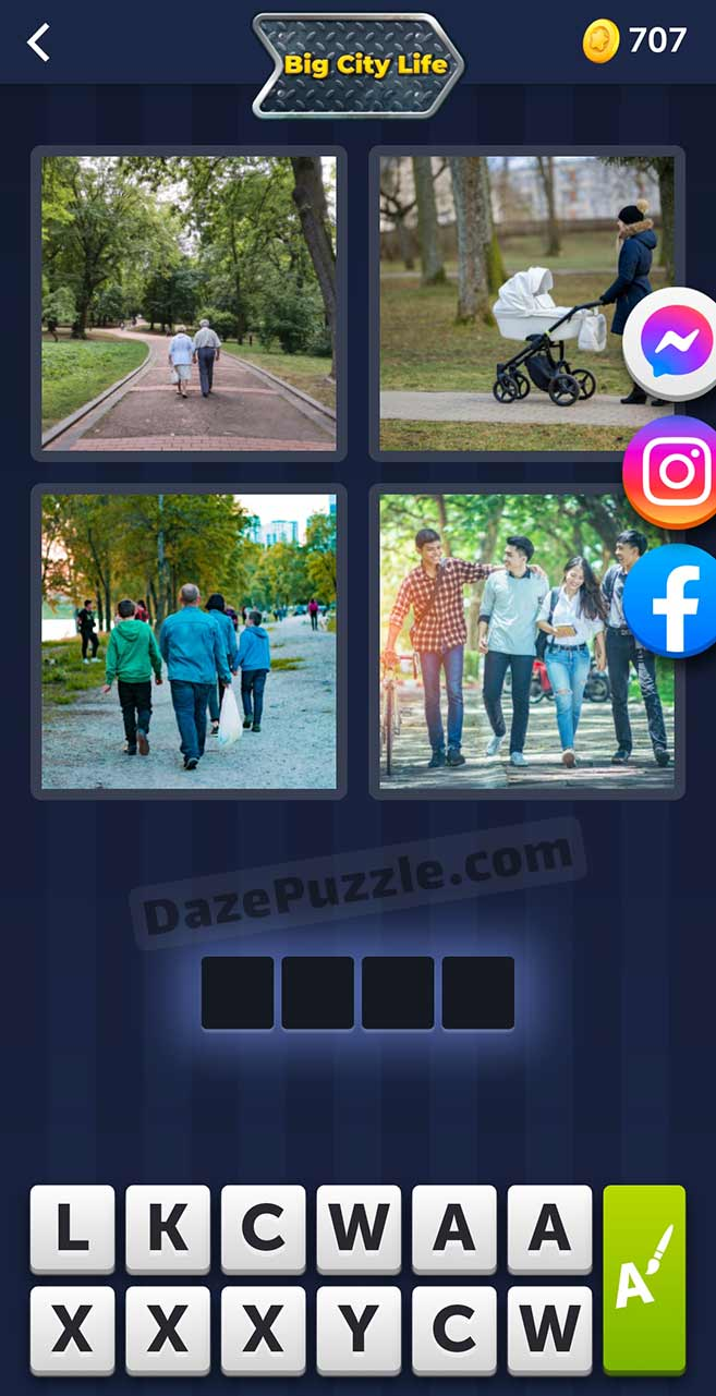 4 pics 1 word august 30 2021 daily puzzle answer