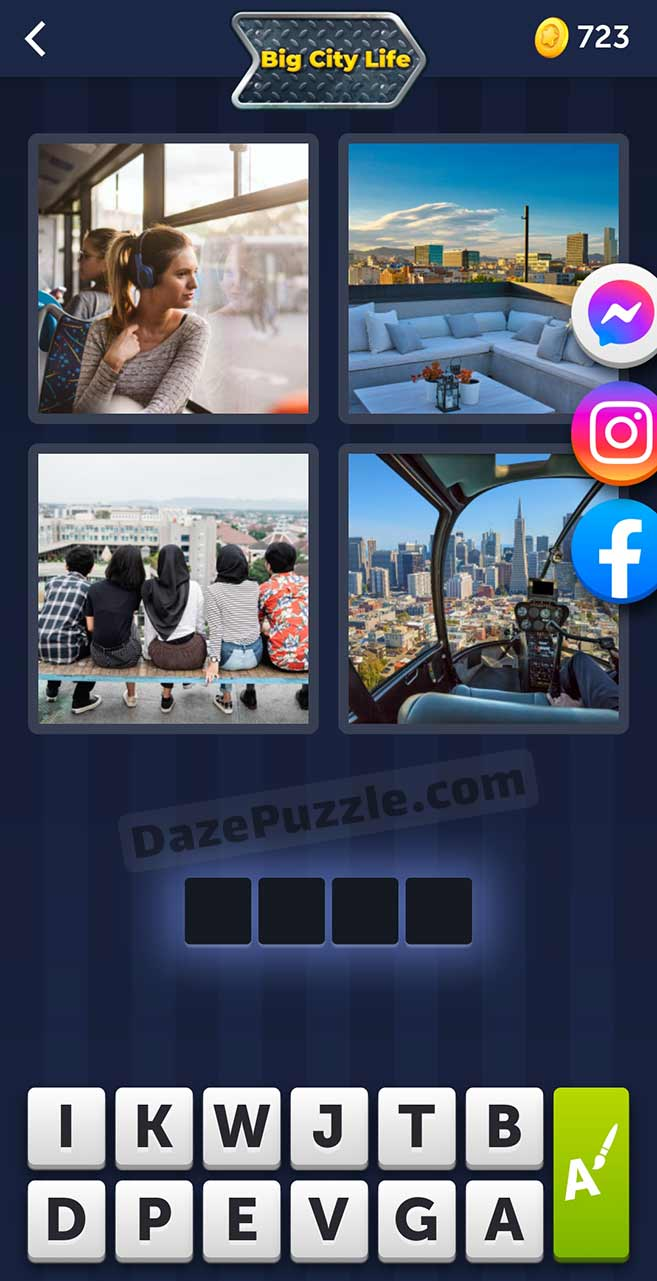 4 pics 1 word august 31 2021 daily puzzle answer
