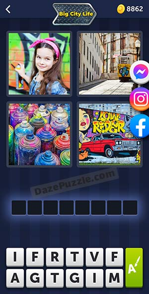 4 pics 1 word august 7 2021 daily puzzle answer