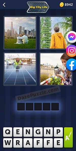 4 pics 1 word august 9 2021 daily bonus puzzle answer