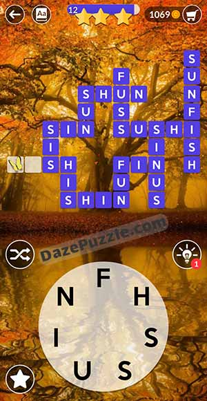 wordscapes august 11 2021 daily puzzle answer