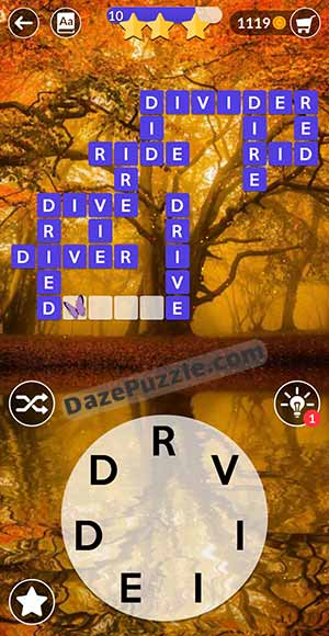 wordscapes august 16 2021 daily puzzle answer