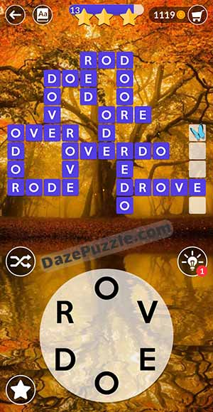wordscapes august 19 2021 daily puzzle answer