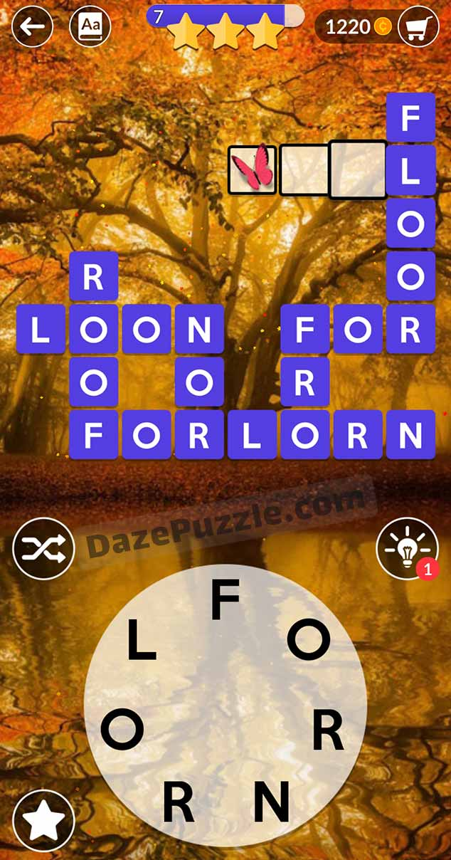 wordscapes august 29 2021 daily puzzle answer