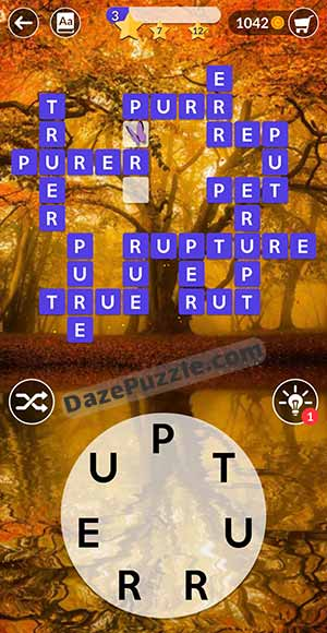 wordscapes august 3 2021 daily puzzle answer