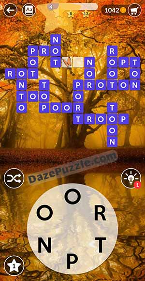 wordscapes august 4 2021 daily puzzle answer