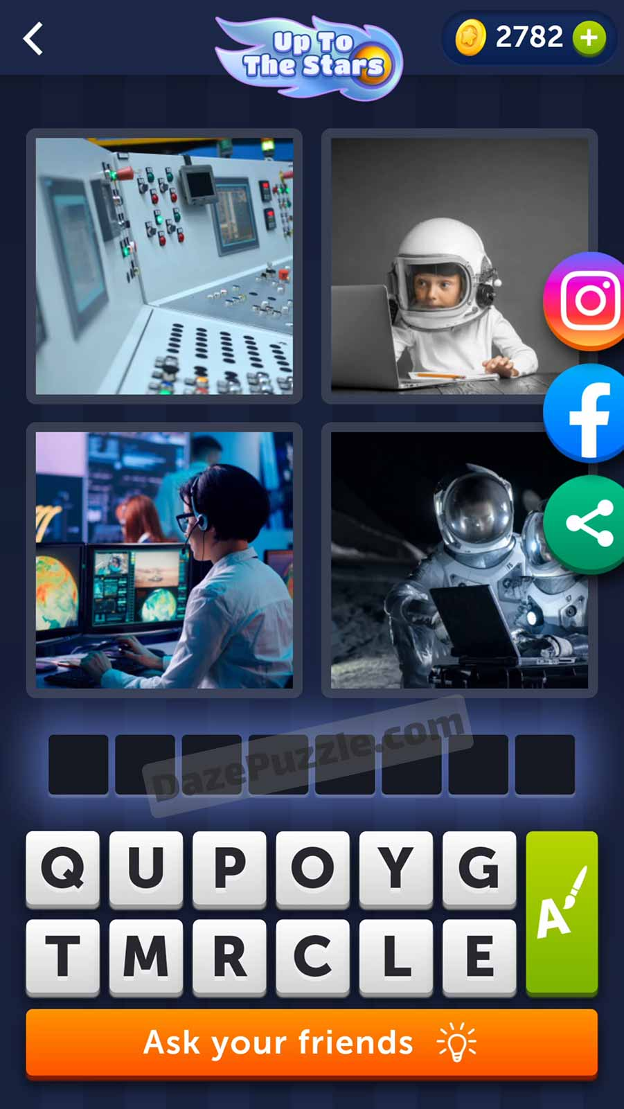 4 pics 1 word september 27 2021 daily puzzle answer