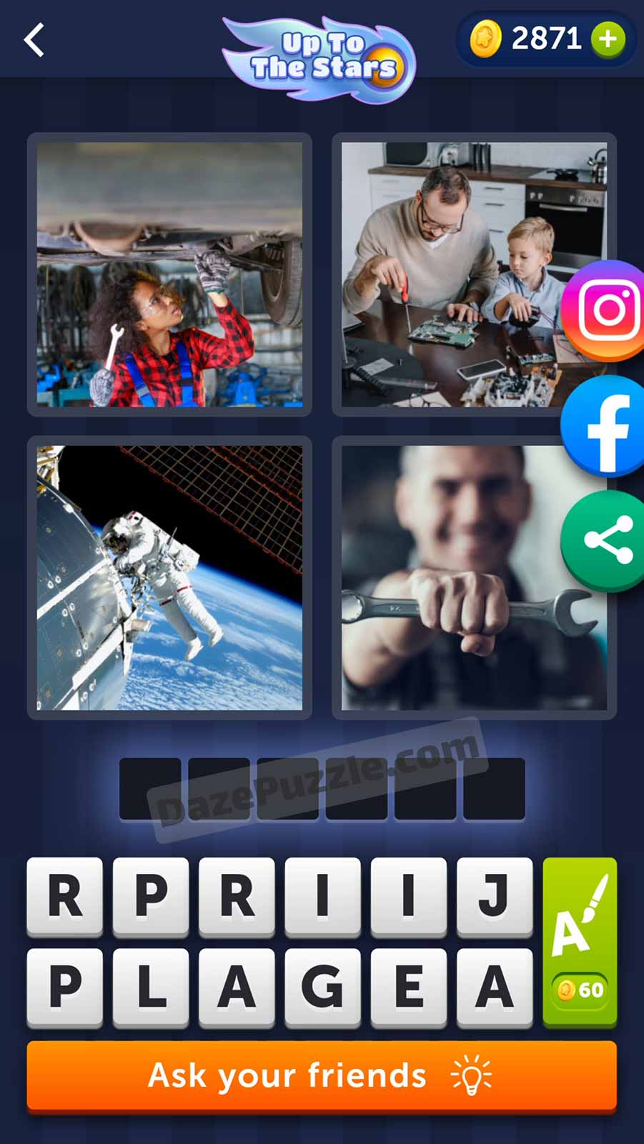 4 pics 1 word september 29 2021 daily puzzle answer