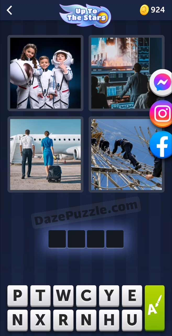 4 pics 1 word september 6 2021 daily puzzle answer