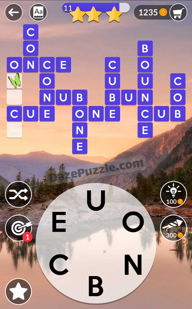 wordscapes september 15 2021 daily puzzle answer