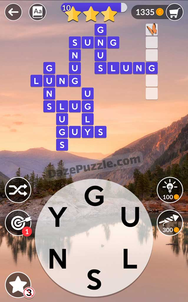 wordscapes september 18 2021 daily puzzle answer