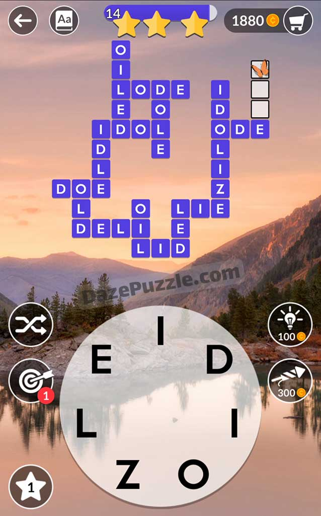 wordscapes september 27 2021 daily puzzle answer