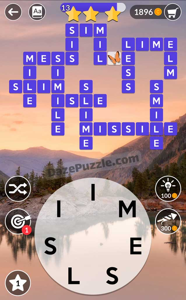 wordscapes september 28 2021 daily puzzle answer