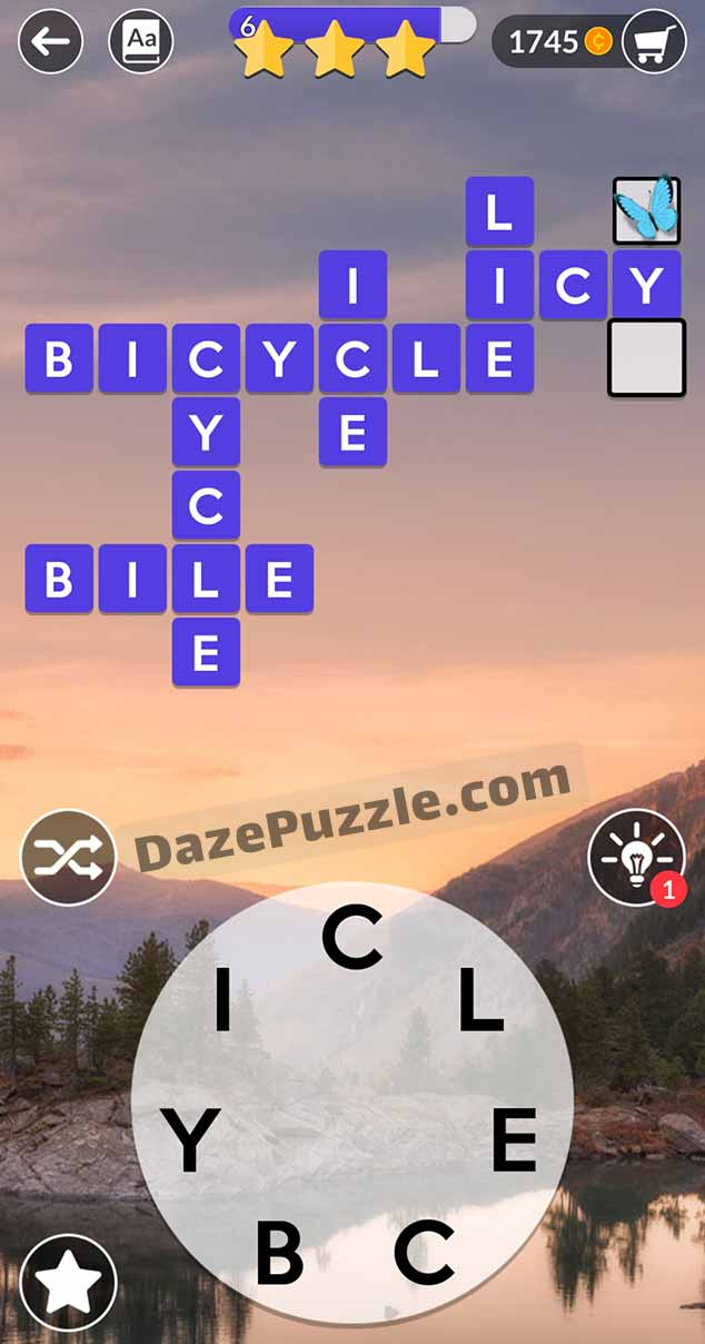 wordscapes september 4 2021 daily puzzle answer