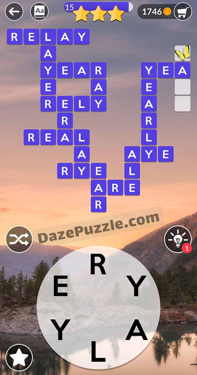 wordscapes september 5 2021 daily puzzle answer