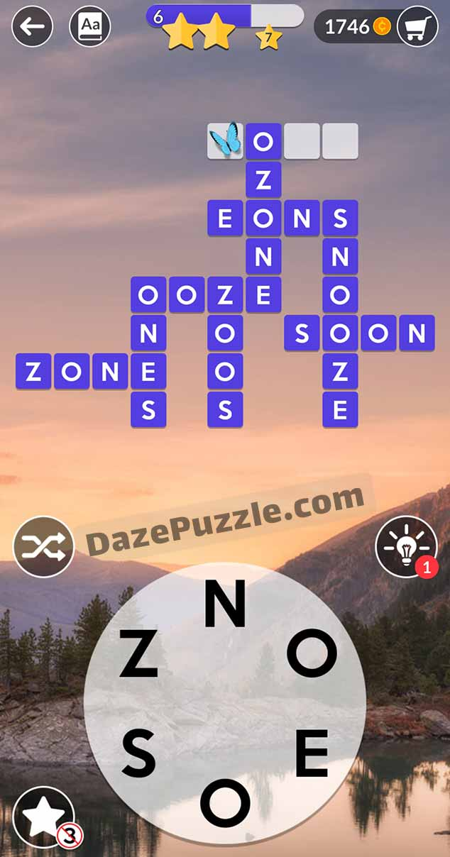 wordscapes september 6 2021 daily puzzle answer