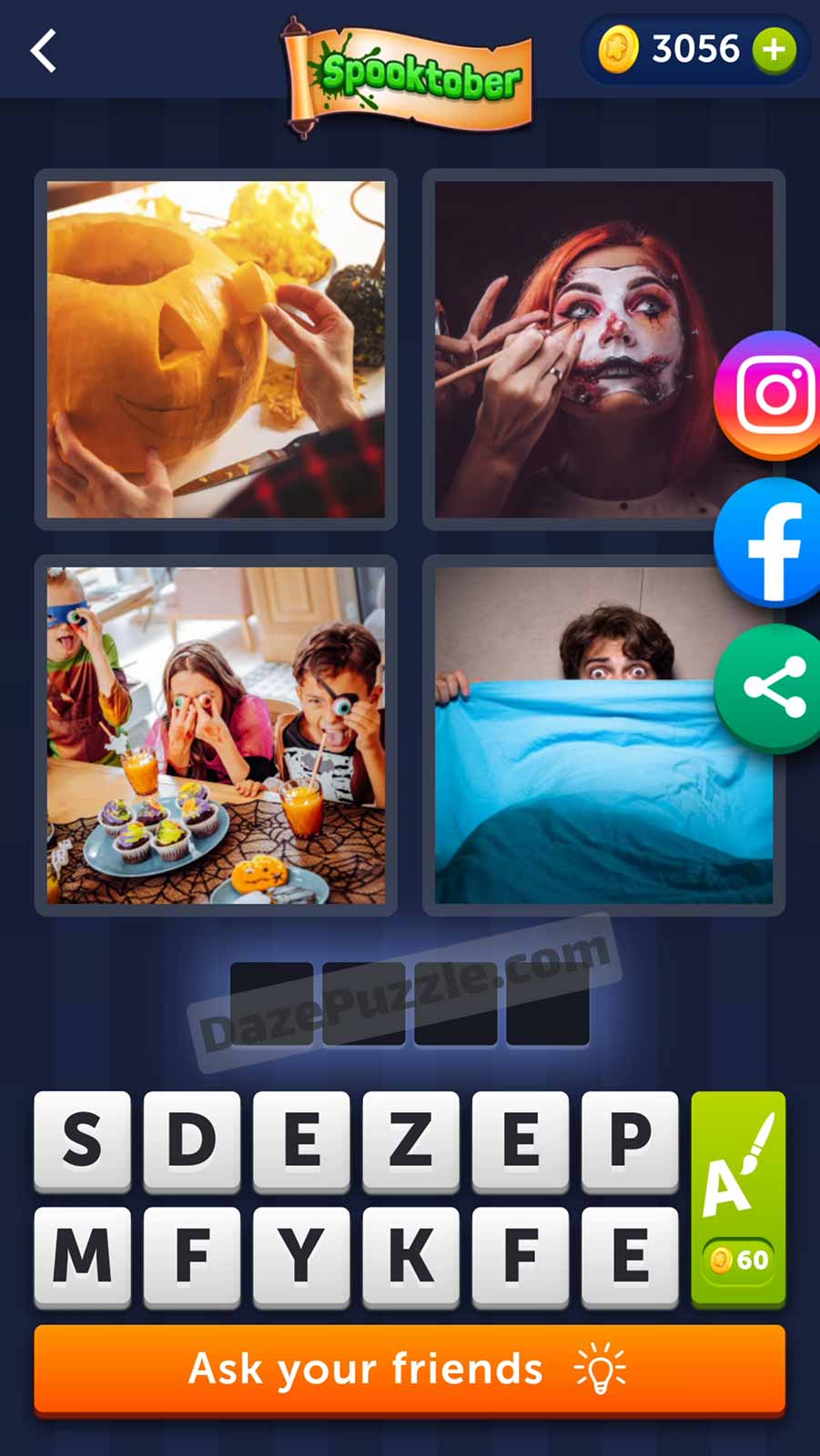 4 pics 1 word october 4 2021 daily puzzle answer