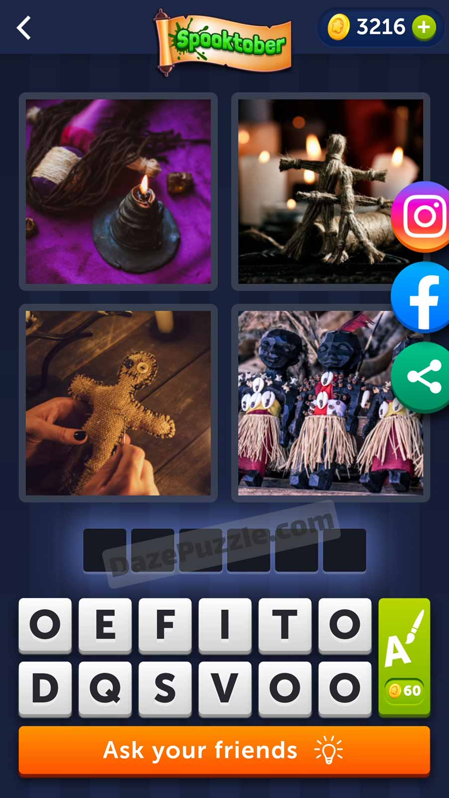 4 pics 1 word october 9 2021 daily puzzle answer