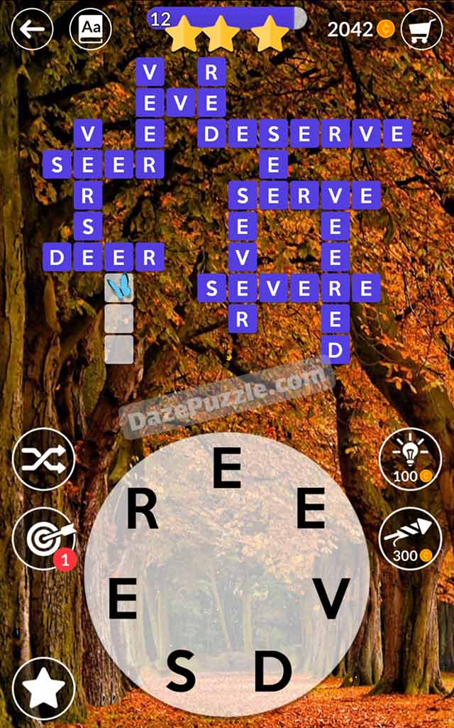wordscapes october 7 2021 daily puzzle answer